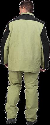 Костюм сварочный брезентово - спилковый, фото 2