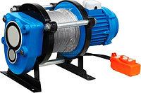 Лебедка электрическая KCD 500(220В), 100м
