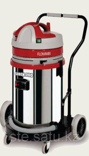 Профессиональный двухмоторный пылеводосос TOPPER 429 F INOX