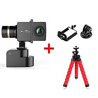 Трех осевой стабилизатор для экшн-камер Xiaomi (Yi, черный)