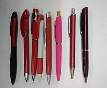 Ручки под нанесение красные