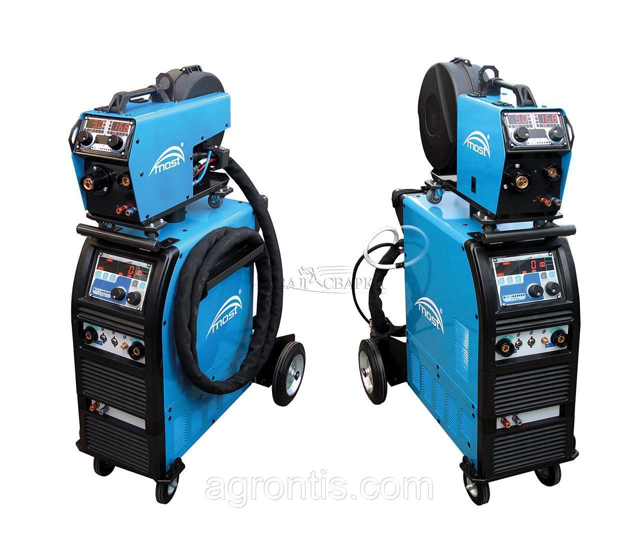 Полуавтомат FANMIG 500i VRD   MIG/MAG/Pulse/TIG/MMA инвертор