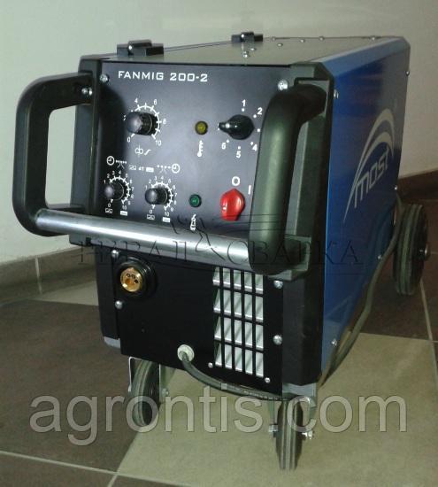 Сварочный  Полуавтомат MIG / MAG   FANMIG 200-2 Basic