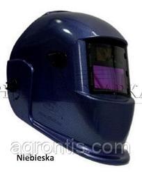 Сварочная маска MOST S777 Blue с автоматическим светофильтром АСФ (хамелеон)