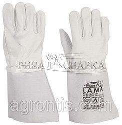 Перчатки (краги) сварщика MOST LAMA TIG