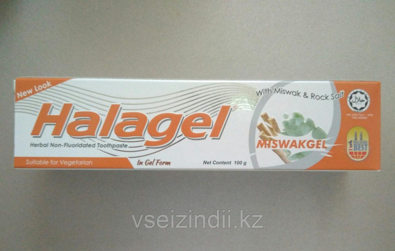 Зубная паста Halagel, Мисвак, 100 гр