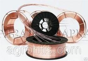 Проволока  G3Si1 ф 0,8 мм D 300 ( 15 кг.)