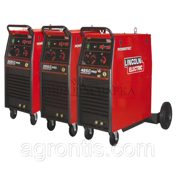 Сварочные полуавтоматы LE Powertec 305c - 355c - 425c PRO