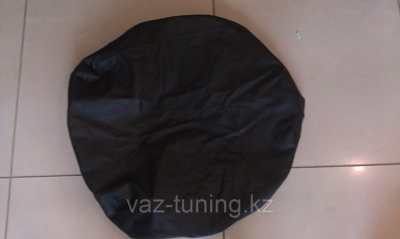 Чехол запасного колеса, кожзаменитель Лада Нива 2121, 21213, 21214, 2123