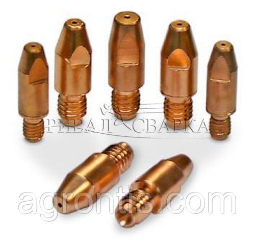 Наконечники контактные токоподводящие  MOST  M6 x 1,2 мм  / 28  мм  ( 140.0379 )