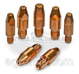 Наконечники контактные токоподводящие    M6 x 1,2 мм  / 28  мм  ( 140.0379 )