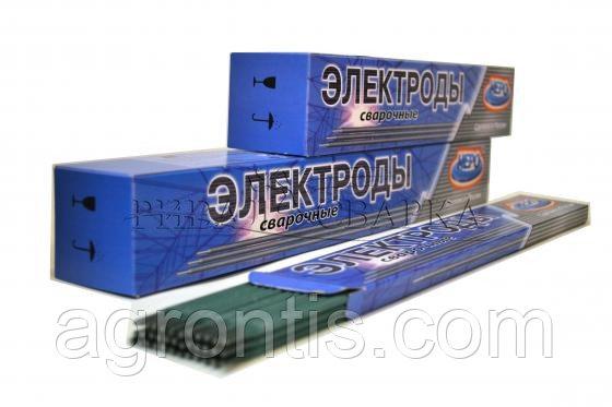 Электроды МР-3 ф 4мм (пачка 5кг.)