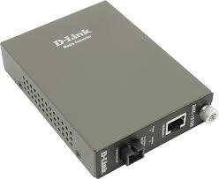 DMC-1910R/E D-Link медиаконвертер 1000Base-T to 1000Base-LX (up to 15 km, SC)