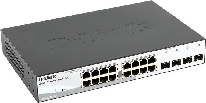 Коммутатор D-Link DGS-1210-10/C1A