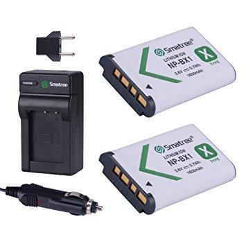 Комплект аккумуляторов NP-BX1 Smatree®