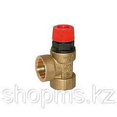 V910.12 Клапан предохранительный Malgorani г/г 1/2 (2,5 bar)