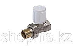 Вентиль регулировочный прямой Slovarm VE-4232  1/2