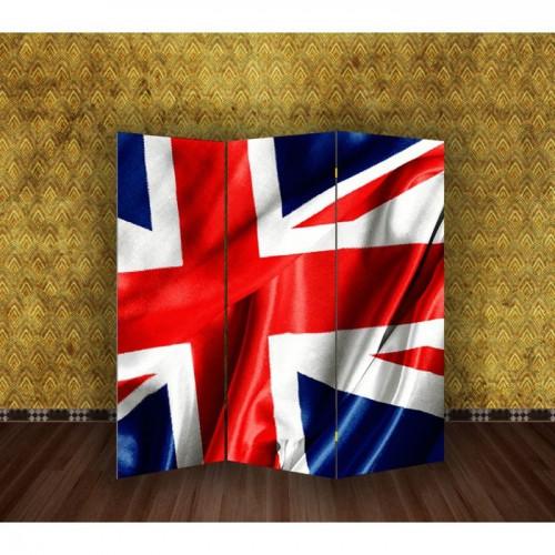 """Ширма """"Флаг. Великобритании"""" 150х160см"""