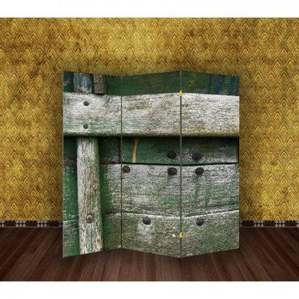 """Ширма """"Деревянный декор"""" 150х160см, фото 2"""