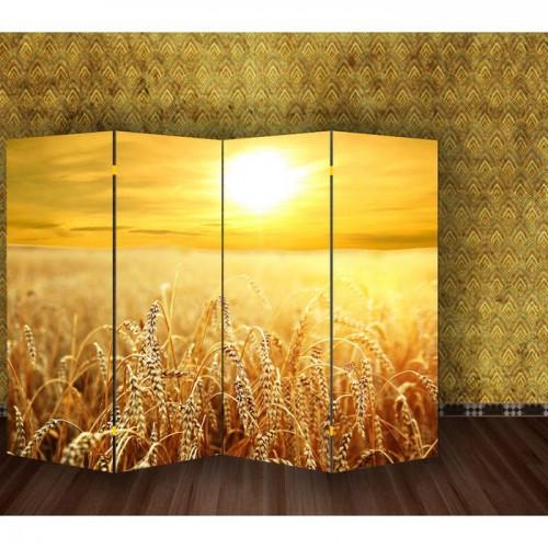"""Ширма """"Пшеничное поле"""" 200х160см   1997355"""