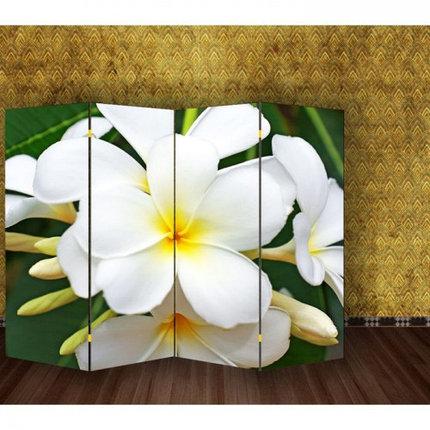 """Ширма """"Тропические цветы"""" 200х160см   1997358, фото 2"""