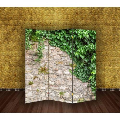 "Ширма ""Каменная стена"" 150х160см"
