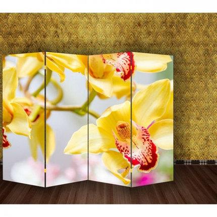 "Ширма ""Орхидеи"" 150х160см, фото 2"