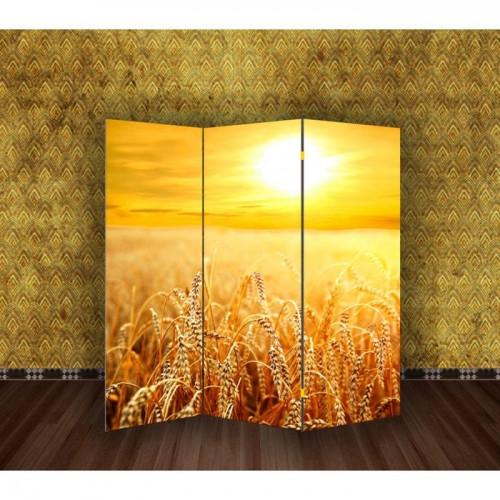 """Ширма """"Пшеничное поле"""" 150х160см"""