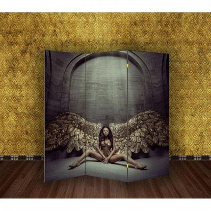 """Ширма """"Золотой ангел"""" 150х160см, фото 2"""