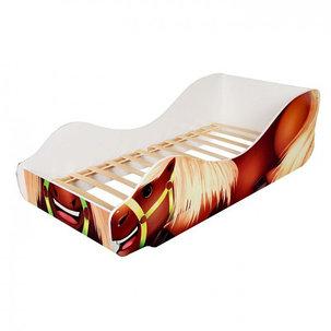 Кровать-машина «Лошадка Талисман», фото 2