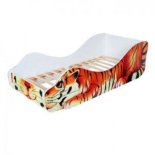Кровать-машина «Тигрёнок Шерхан», фото 2