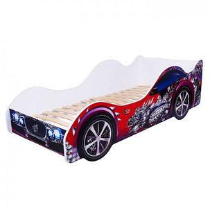 Кровать-машина «Красный дракон», фото 2