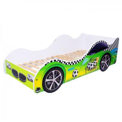 Кровать-машина «Кроватка футболиста»