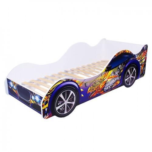 Кровать-машина «Синий дракон»