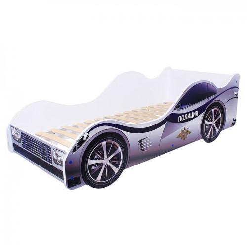 Кровать-машина «Полиция»