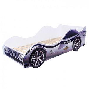 Кровать-машина «Полиция», фото 2