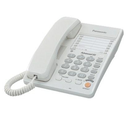 Проводной телефон Panasonic KX-TS2363RUW