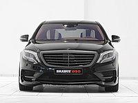 Оригинальный обвес Brabus 850 для Mercedes-Benz S63 W222, фото 1