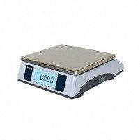 Весы электронные порционные компактные с дисплеем для клиента MAS MSC-25D