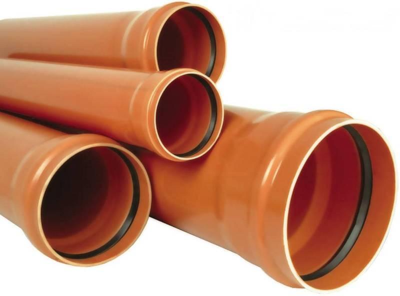 Труба НПВХ канализационная д 250*4000