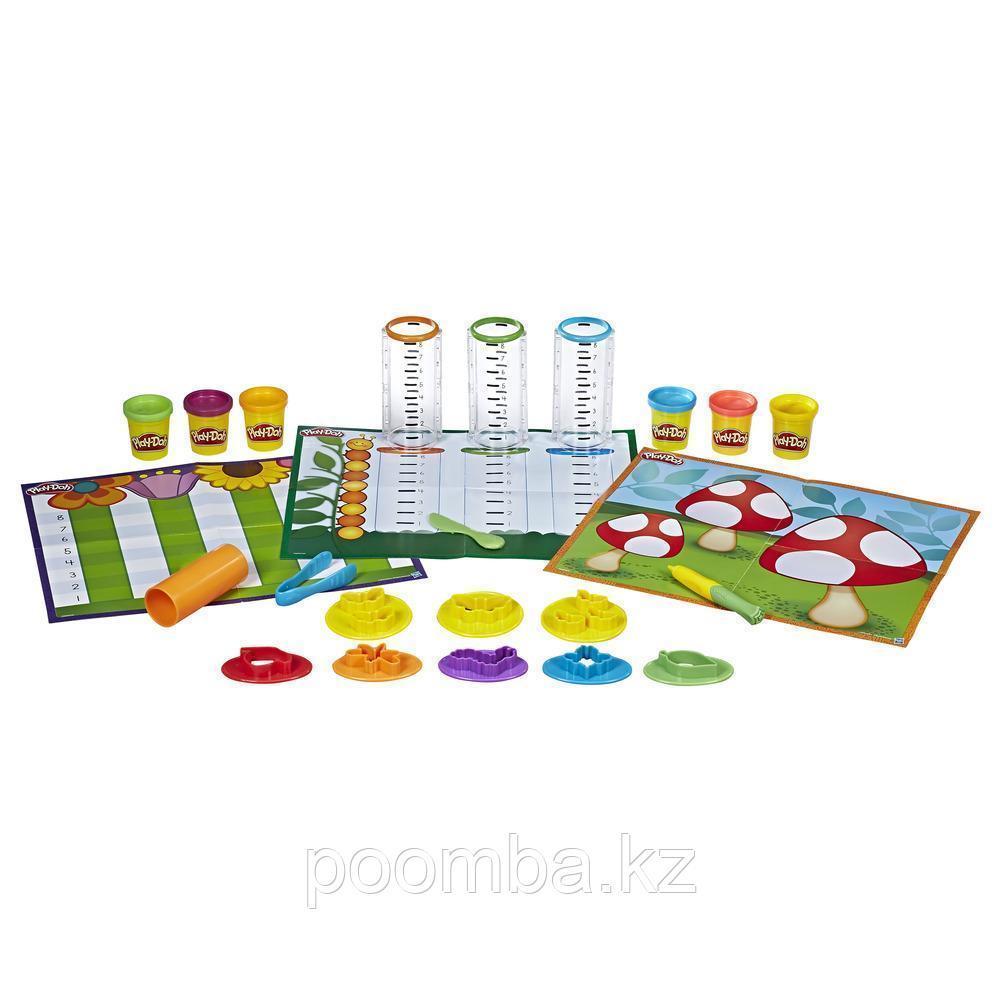 """Play-Doh Shape & Learn""""Сделай и измерь"""""""