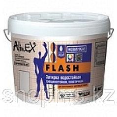 Затирка AlinEX FLASH 4 кг/банка(супер белая, для швов плитки)