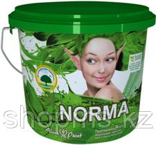 Краска водоэмульсионная Alina Paint NORMA / 7 кг протирающ.