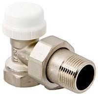"""VT.031 (3/4"""") Клапан термостатический угловой VTM ф20"""