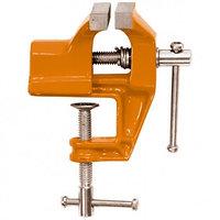 Тиски, 50 мм, крепление для стола SPARTA 185075 (002)