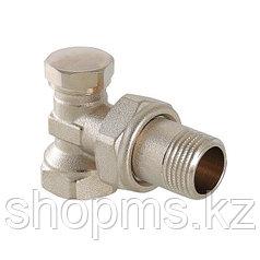 VT.019 (3/4) Клапан ручной угловой VTM ф20 6 гр.      *