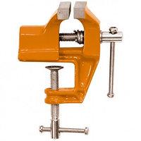 Тиски, 60 мм, крепление для стола SPARTA 185095 (002)
