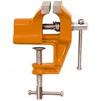 Тиски, 75 мм, крепление для стола SPARTA 185115 (002)