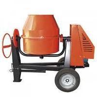Бетономешалка на колесах, 350 литров, 220В, 3 кВт, P.I.T., 53502