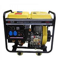 Сварочный дизельный генератор PIT 5.0 кВт, САГ 190A, PIT, 55014